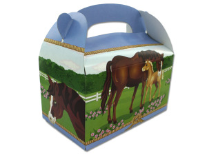 Wholesale: Mare and Foal treat boxes, pack of 12