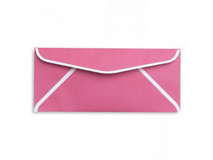 Wholesale: 50 Count Pink Envelopes