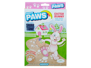 Wholesale: Hoppy Paws Easter Bunny Stamp Kit in Display