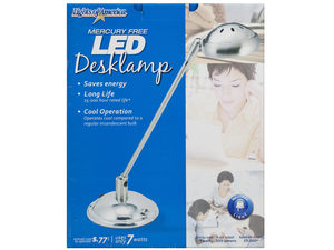 Wholesale: 7 Watt LED Desklamp