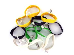 Wholesale: Fun Buttons Bracelets
