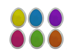 Wholesale: Easter Egg Stamp Pads