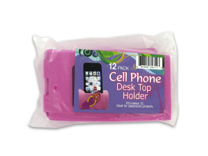 Flip Flop Desktop Cell Phone Holders