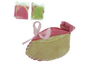 Wholesale: Baby Girl Booties Craft Kit