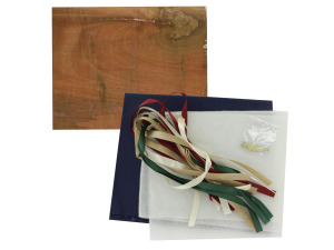 Wholesale: Country ribbon picture board craft kit