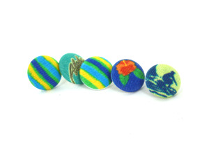 Wholesale: Paradise Theme Button Brads