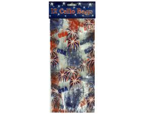Wholesale: Patriotic Fireworks Goody Bags