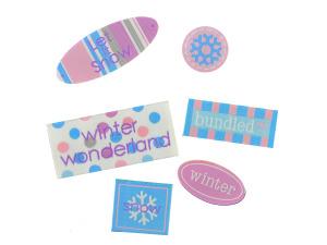 Wholesale: Bundled Up Label Set