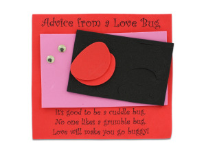 Wholesale: Advice from a Love Bug Craft Kit
