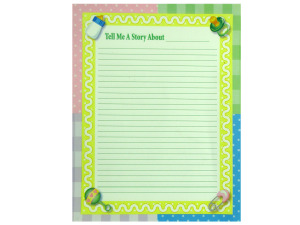 """Wholesale: """"Tell Me A Story About..."""" Baby Shower Game"""