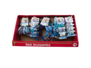 Wholesale: Licensed Hair Accessories Countertop Display