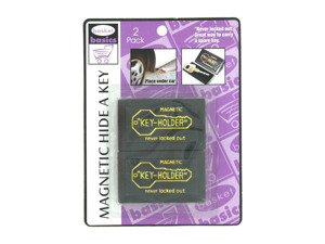 Wholesale: Magnetic Hide a Key units, pack of 2