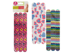 Wholesale: Foam Nail Files