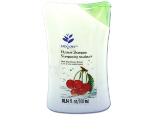 Cherry scented nutrient shampoo
