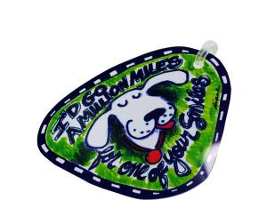 Wholesale: Million miles luggage tag