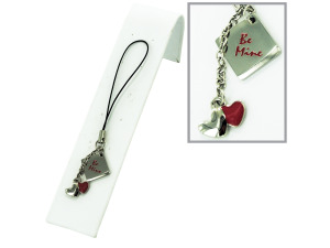 Wholesale: Be Mine Cell Phone Strap