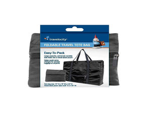 Wholesale: Travelocity Foldable Travel Tote Bag