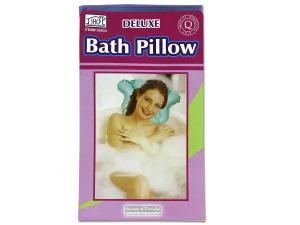 Vinyl Bath Pillow, Inflatable