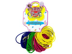 Wholesale: Bright elastic hair bands
