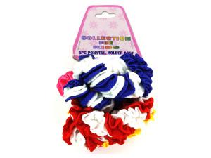 Wholesale: 8pk 2color hair bands