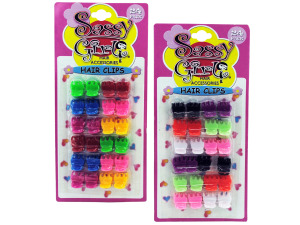 Wholesale: Mini hair claw clips