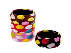 Oval Dot Fashion Bracelet