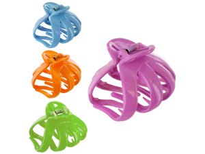Wholesale: Hair jaw clip 9910 ast cl
