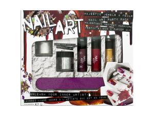 Majestic Jewels & Foils Nail Art Party Pack