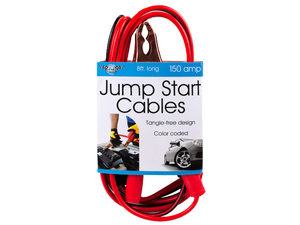 Wholesale: Color Coded Jump Start Cables