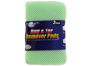 Wholesale: Bug and tar remover sponges