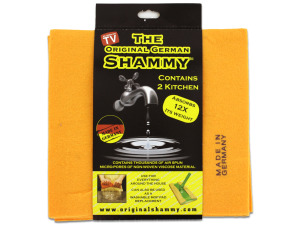 Wholesale: Shammy value pack