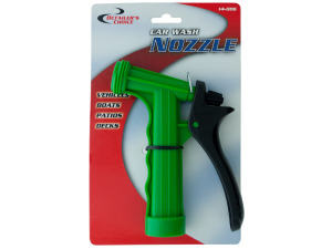 Car/garden water nozzle