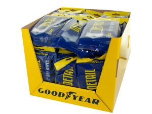 Wholesale: Goodyear Detail Dry Wipes Countertop Display