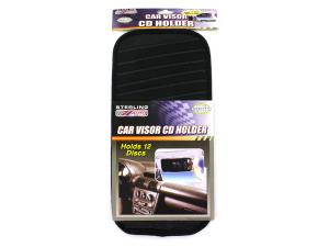 Wholesale: Car Visor Compact Disc Holder
