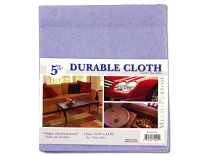 Wholesale: Cleaning Cloths, Pack Of 5