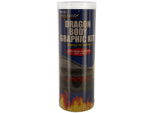 Dragon Body Graphic Kit