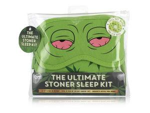 Wholesale: Dope Stuff Stoner Sleep Kit with Mask & Earplugs