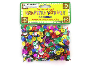 Wholesale: Round Colored Sequins
