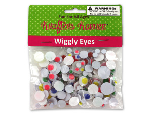 Wholesale: Wiggly Eyes