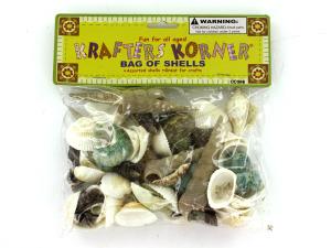 Wholesale: Craft shell assortment