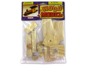Wholesale: Wood transportation model kits