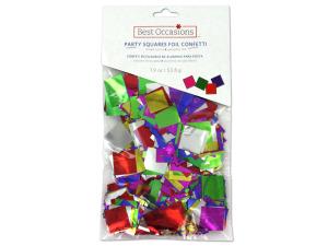 Wholesale: Foil Confetti in Squares