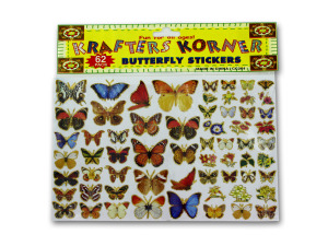 Wholesale: Butterfly stickers