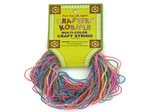 Wholesale: Glitter craft string