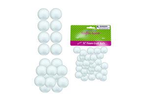 Wholesale: Small Foam Craft Balls