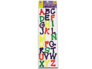 Wholesale: Craft alphabet stacks