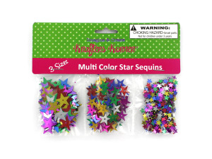 Wholesale: Star-Shaped Craft Sequins
