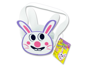 Foam bunny purse