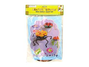 Wholesale: Bug family craft kit