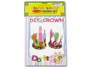 Wholesale: Do-it-yourself crown kit